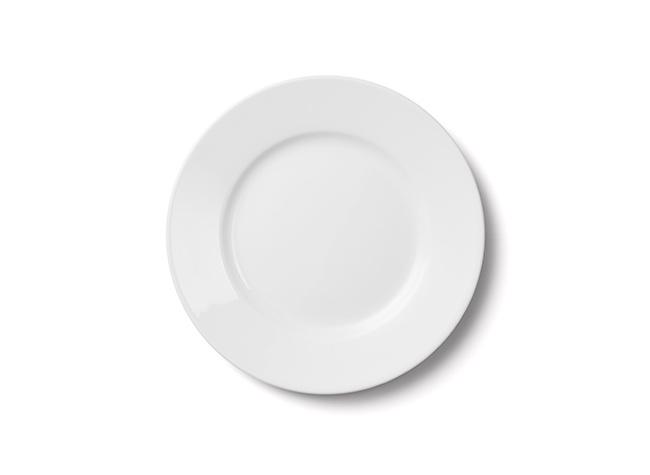 Pinggan salad 21.5cm