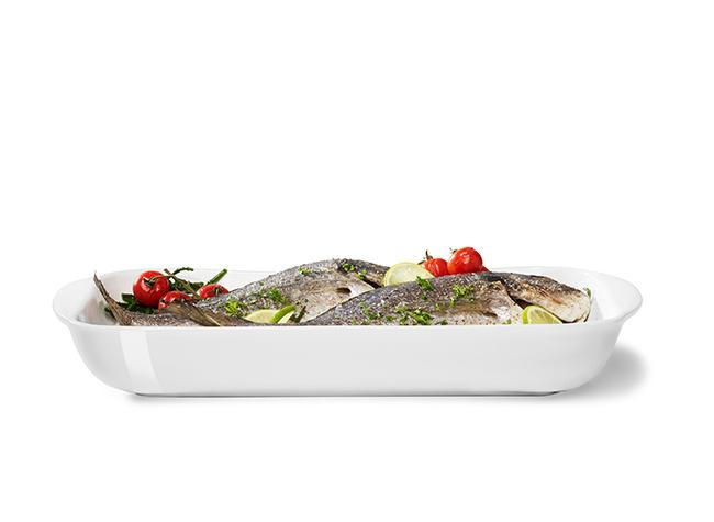 Hidangan ikan 42 cm