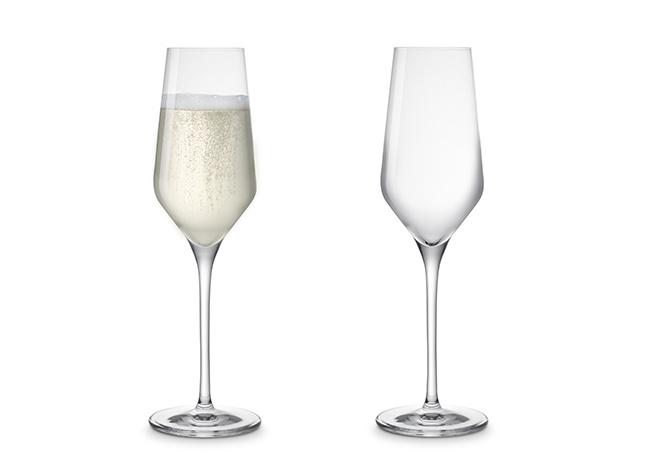 Champagner-Glas