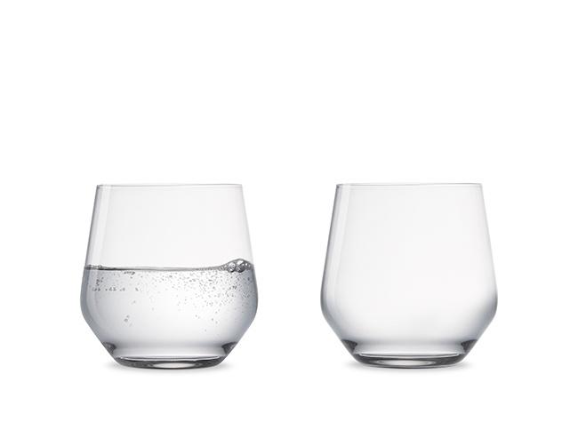 Wasser-/Whiskyglas
