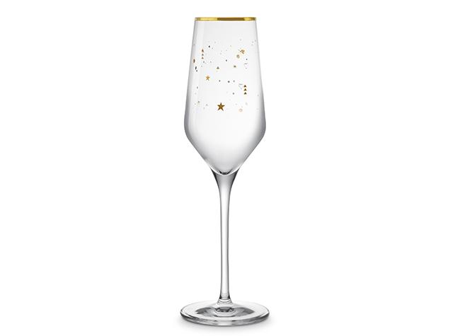 Sektglas - limitierte Auflage